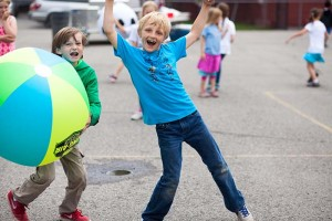 2nd Graders - Photo by Annie Burns